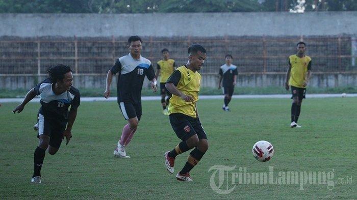 Badak Lampung FC Akan Uji Coba dengan Tim Liga 3