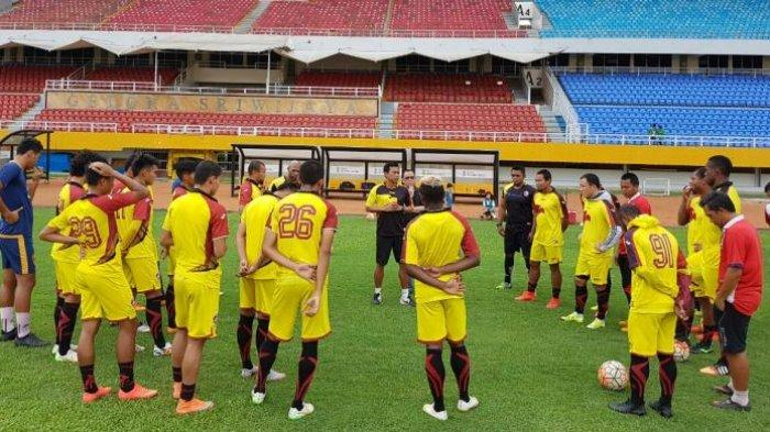 Profil Tim SriwijayaFC di Liga 2 2021 dan Daftar Pelatihnya