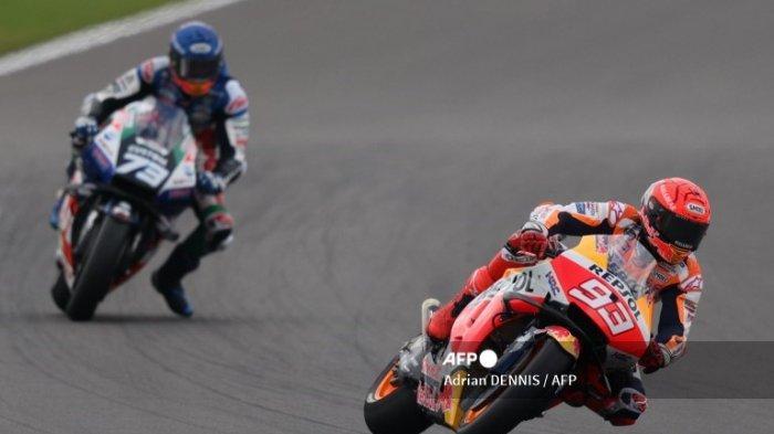 Jelang Jadwal MotoGP 2021 Aragon, Marc Marquez Bertekad Pertahankan Rekor