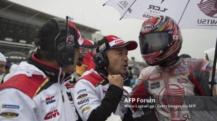 Jadwal MotoGP 2021 Aragon, Team Manager LCR Akan Ubah Strategi Honda
