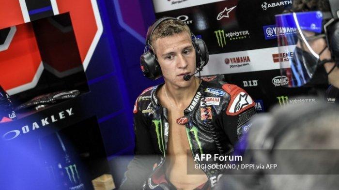 MotoGP 2021 Jerman, Fabio Quartararo Akui Salah dan Pantas Dapat Black Flag