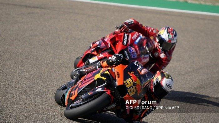 JADWAL MotoGP 2021 San Marino, Brad Binder Puas atas Kinerja Tim KTM