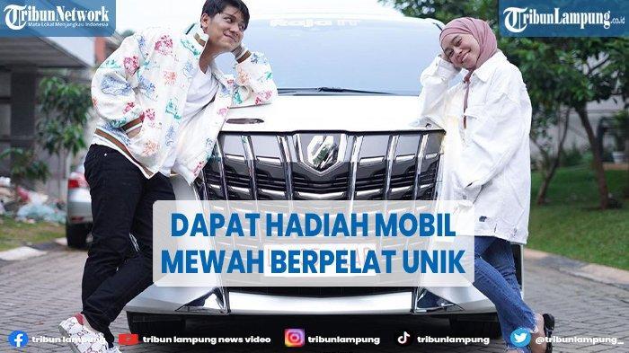 Jelang Lesti Kejora Lamaran, Sahabat Rizky Billar Beri Hadiah Mobil Mewah dengan Nomor Cantik