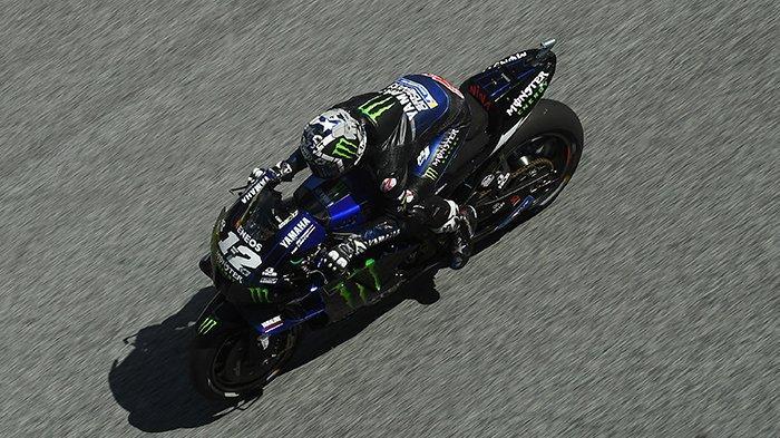 MotoGP 2021 Aragon, Maverick Vinales Bisa Adaptasi Cepat dengan Aprilia RS-GP