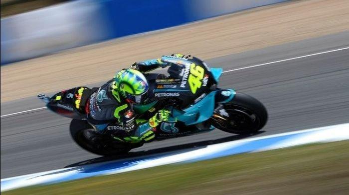 Hasil MotoGP Prancis 2021, Valentino Rossi Menyesal Salah Pilih Ban