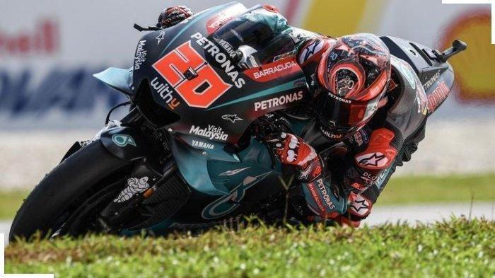 Ilustrasi. Jelang jadwal MotoGP Prancis 2021, Fabio Quartararo mendapat saingan cukup ketat dari para pembalap Ducati untuk merebut tahta klasemen MotoGP 2021.