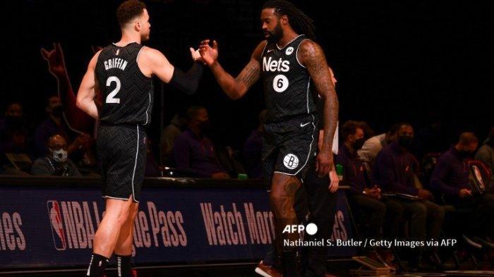 Jelang Liga NBA ke-75, DeAndre Jordan Beri Alasan Tinggalkan Brooklyn Nets