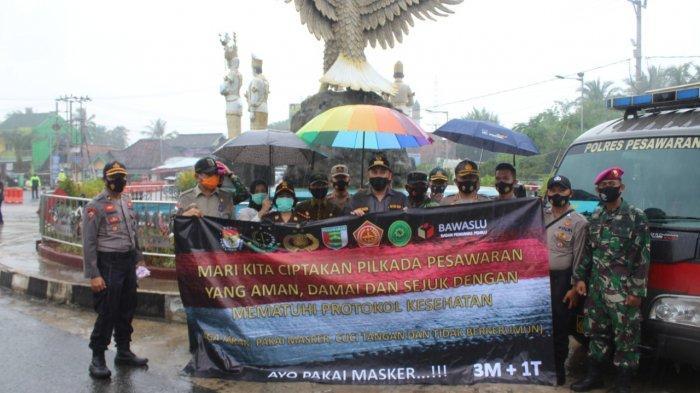 Jelang Pilkada Pesawaran 2020, Bupati Dendi Ramadhona Minta Warga Disiplin Protokol Kesehatan