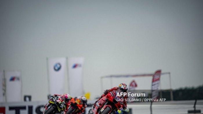 MotoGP 2021 Aragon, Jack Miller Tercepat pada Latihan Bebas FP2