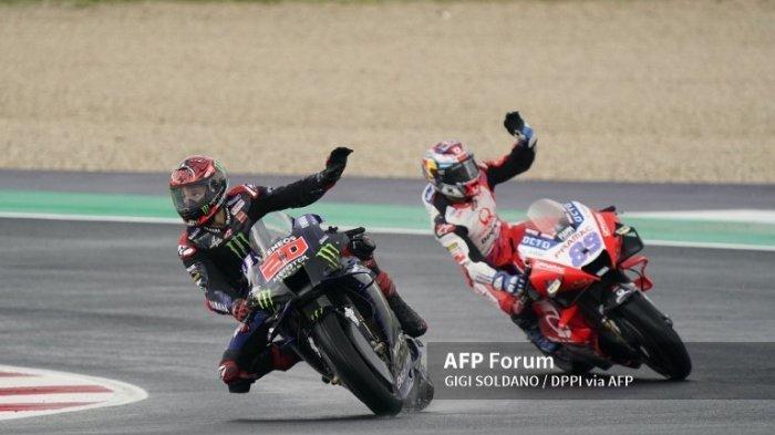 MotoGP 2021 Amerika, Fabio Quartararo Miliki Kenangan yang Memotivasi di Austin