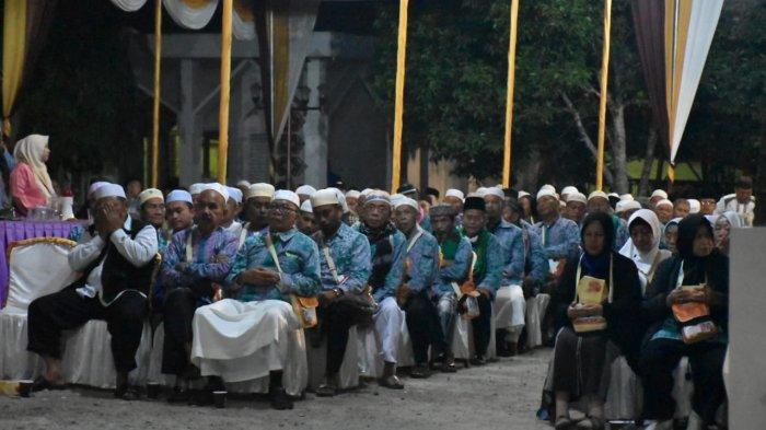 188 Jemaah Haji Kloter 54 Tiba di Way Kanan Selasa Malam
