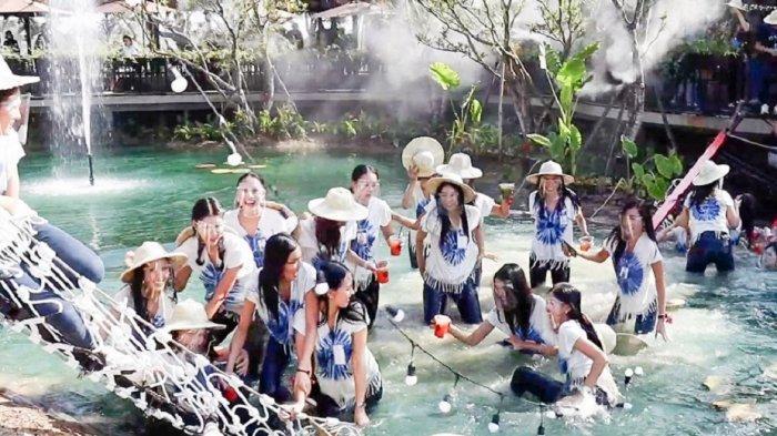 Ajang Pemotretan Miss Thailand Berujung Musibah, Jembatan Lokasi Foto Ambruk, 30 Kontestan Terjebur
