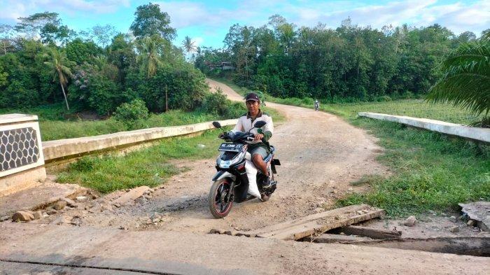 Tuntaskan Jembatan di Pringsewu Lampung, Pemkab Guyur Lagi Rp 3 Miliar