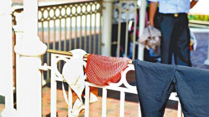 Pria di Tulangbawang Cabuli Ibu Muda Tetangga Gara-gara Tak Kuat Lihat saat Jemur Pakaian