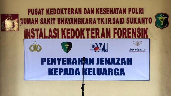 1 Jenazah Korban Sriwijaya Air SJ 182 Asal Tulangbawang Barat Direncanakan Tiba di Branti Siang Ini