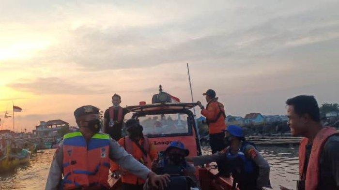 Jenazah Nelayan Tenggelam di Perairan Lampung Timur Akhirnya Ditemukan