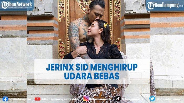 VIDEO Jerinx SID Jalani Upacara Melukat Bersama Nora Alexandra