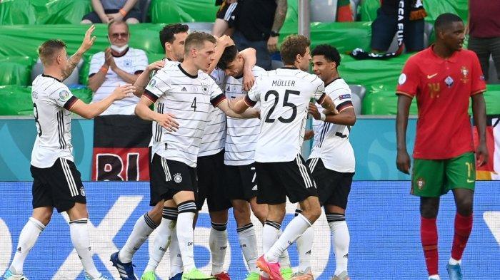 Hasil Piala Eropa dan Update Klasemen Euro 2020 serta Daftar Top Skor Terbaru