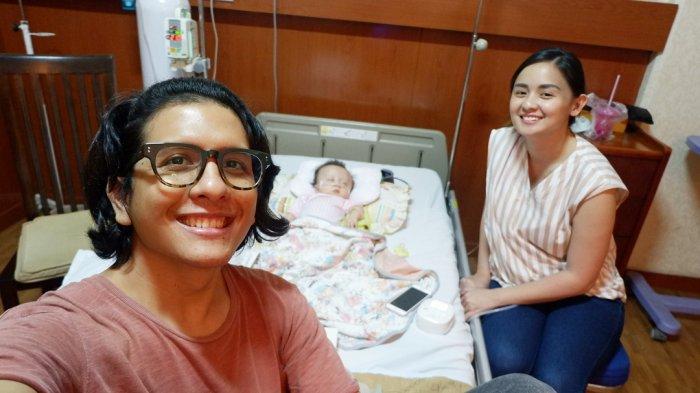 Anak Pertama Raditya Oloan Salam Perpisahan Mengharukan