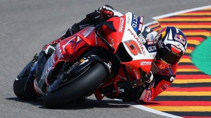 Hasil Kualifikasi MotoGP Jerman 2021, Johann Zarco Pole Position