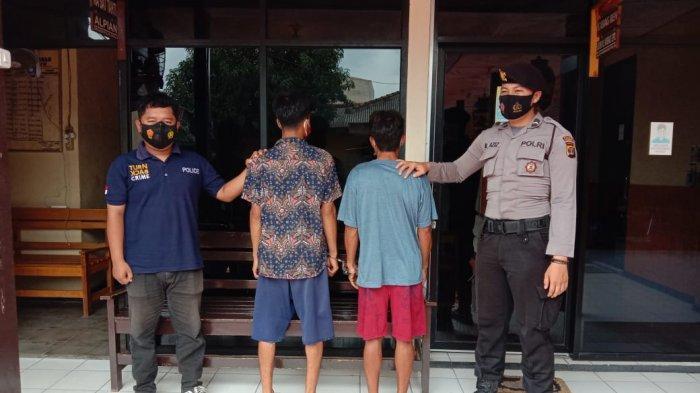 Polres Pringsewu Buru Pelaku Pembobolan 3 Rumah dalam Semalam