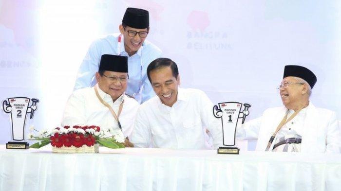 Penghitungan Rampung, KPU Percepat Penetapan Rekapitulasi Suara: Jokowi-Ma'ruf Menang di 21 Provinsi