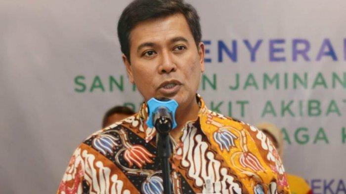 Jokowi Teken Inpres Perintahkan Seluruh Elemen Pemerintah Dukung BPJS Ketenagakerjaan