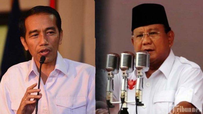 LIVE Hasil Real Count Pilpres 2019 Versi KPU, Jokowi-Ma'ruf vs Prabowo-Sandi