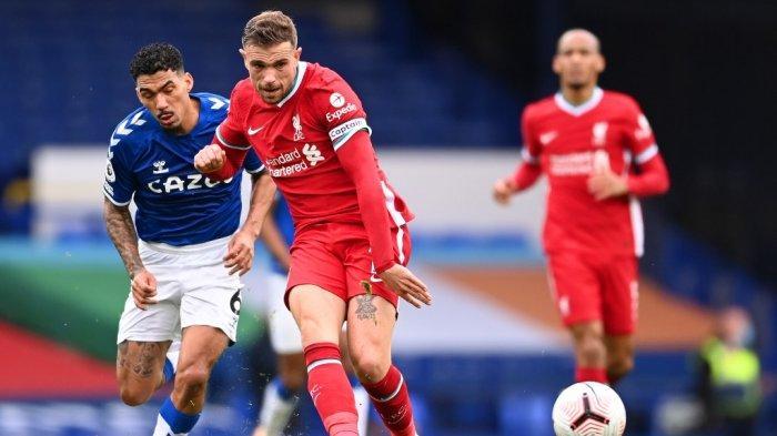 Hasil Liga Inggris Everton vs Liverpool, VAR Batalkan Kemenangan The Reds