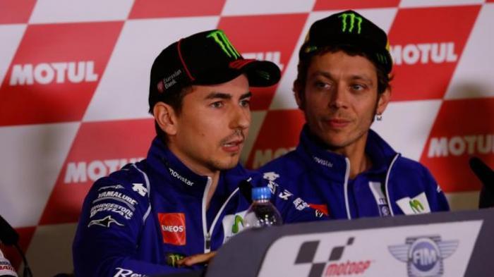 Valentino Rossi Tampil Buruk di MotoGP Doha 2021, Jorge Lorenzo Kecewa