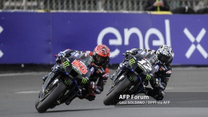 Jadwal MotoGP Styria 2021, Lorenzo Nilai Performa Quartarao Pengaruhi Vinales