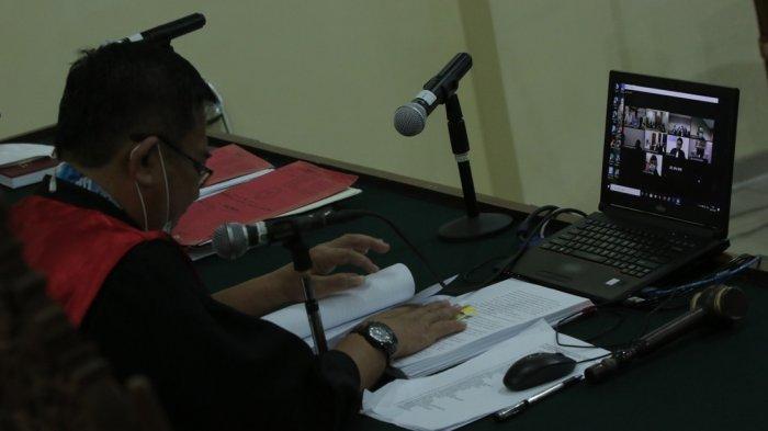 JPU KPK Tetap Pikir-pikir dengan Putusan Majelis Hakim Terhadap Bupati Nonaktif Lampura