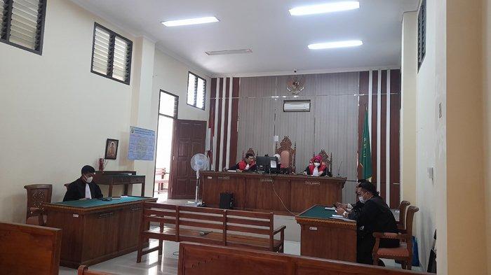 JPU Tetap Pada Tuntutannya Seusai Dengar Nota Pembelaan Terdakwa Korupsi Dana BOK Lampung Utara