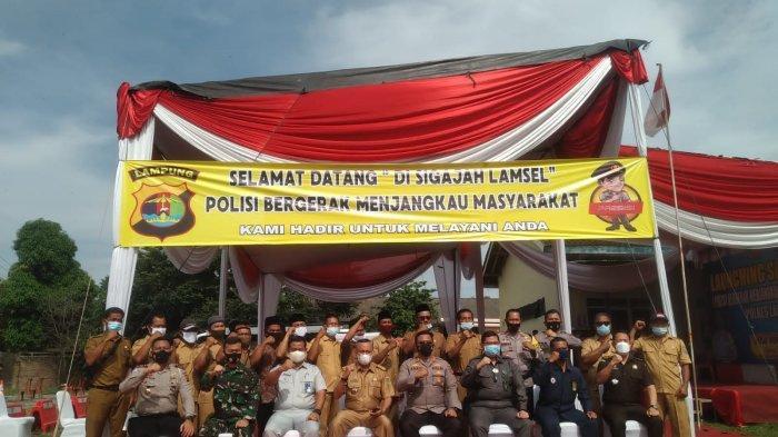 Jasa Raharja Hadiri Peresmian Kantor Pelayanan Bersama 'Si Gajah Lampung'