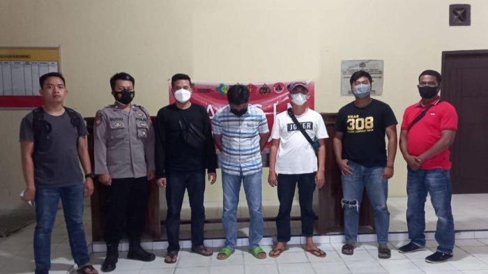 Hendak Jual Motor Hasil Curian di Lamsel, Lelaki Asal Jabung Lampung Timur Diamankan Polisi
