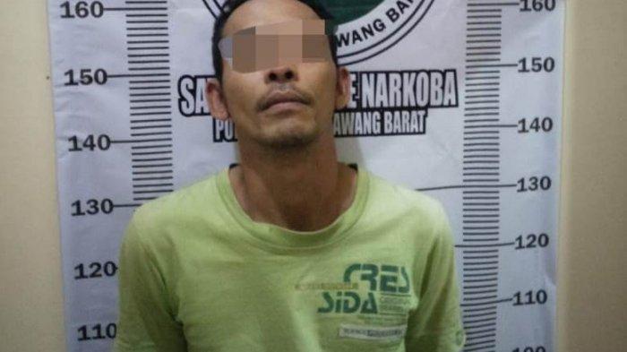 Jual Sabu ke Polisi, Warga Tulangbawang Barat Malah Diborgol