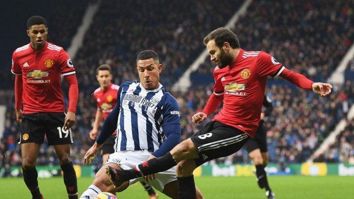 West Brom vsMan United,Skuad Sam Allardyce Ingin Curi Tiga Poin Demi Keluar Zona Degradasi