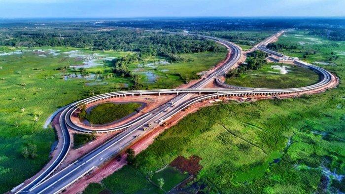Tarif Tol Lampung Palembang Rp 283.000, Daftar Lengkap Tarif Tol Bakauheni ke Palembang
