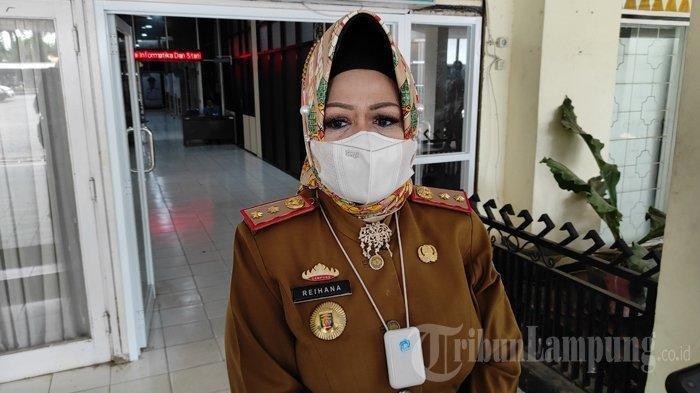Jumlah Kasus Covid-19 di Lampung Fluktuatif Dikarenakan Adanya Testing