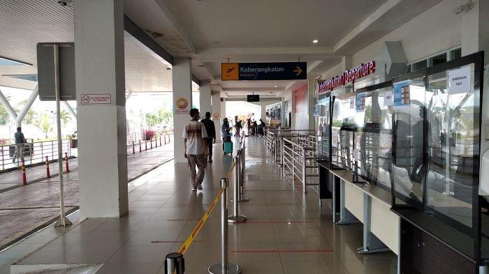 Jumlah Penumpang Pesawat di Bandara Radin Inten II Naik
