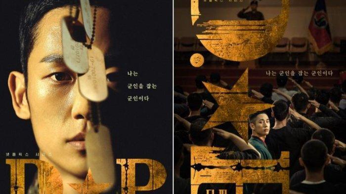 Biodata Jung Hae In dan Koo Kyu Hwan, Pemeran Prajurit dalam Drama D.P