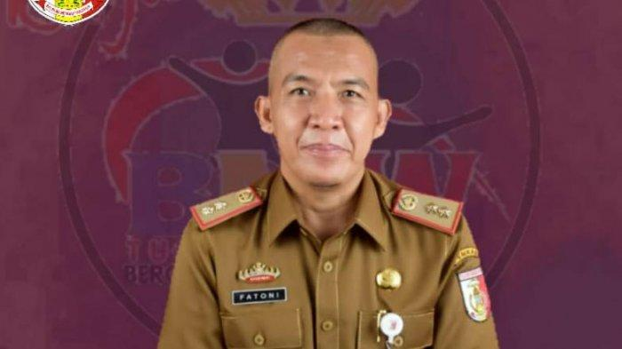 Jubir Satgas Covid-19 Tuba Lampung Fatoni: Penambahan Kasus Baru Didominasi Klaster Keluarga