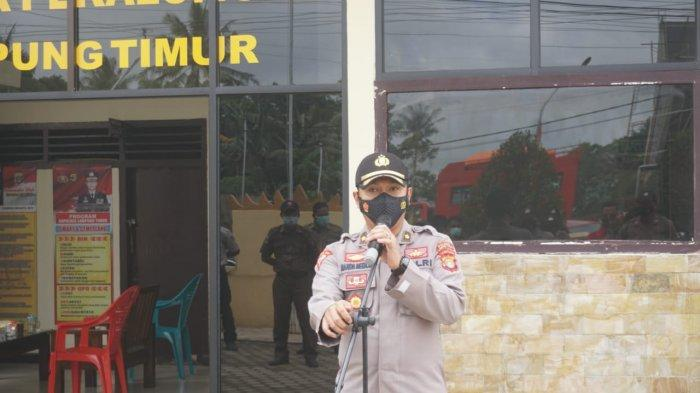 Tekan Kriminal Curanmor, Polres Lampung Timur Imbau Warga Tidak Beli Kendaraan Bodong