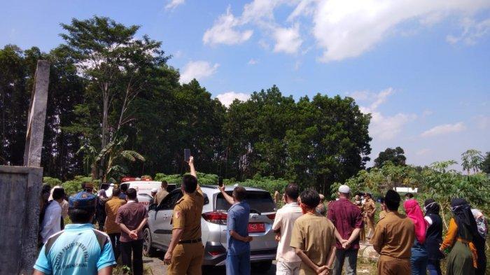 Sepulang dari Jakarta, Kabag Tapem Pemkab Tuba Lampung Tak Enak Badan, Hasil PCR Positif Covid