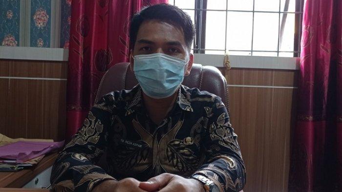 BKPSDM Mesuji Wajibkan Peserta Test SKD CPNS Gunakan Masker 3 Lapis