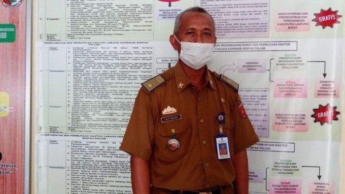 3.028 UMKM di Lampung Barat Usulkan Bantuan Usaha Mikro