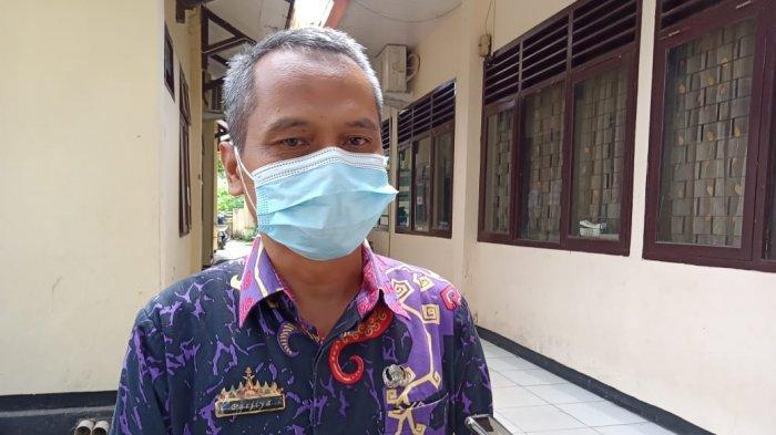 DKP3 Kota Metro Temukan 173 Hewan Kurban Terinfeksi Cacing Hati dan Radang Paru