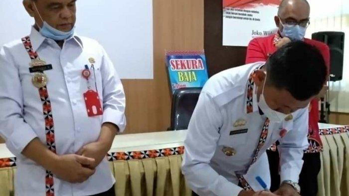 Kabupaten Lampung Barat Bebas dari Desa Tertinggal