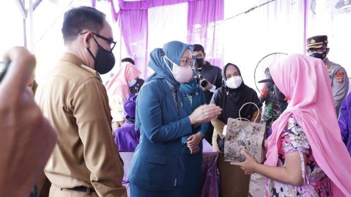 Kabupaten Way Kanan Lampung Mulai Vaksinasi Ibu Hamil di 20 Puskesmas