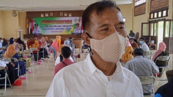 3.800 Pelaku UMKM di Lampung Timur Batal Dapat Bantuan Pemerintah, Karena Tak Memenuhi Syarat